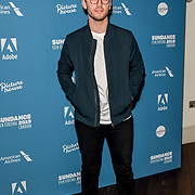 Jack Howard is a British film actor arrivers at Sundance - Opening Night, on 30 May 2019, London, UK