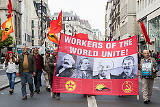 2019-05-01 May Day march and rally