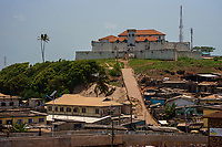 Fort Coenraadsburg (formerly Fort São Tiago da Mina), Elmina