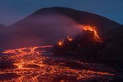 Iceland eruption 2021<br /> Fagradalsfjall, Geldingadalir