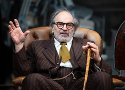 The Price <br /> by Arthur Miller <br /> 50th anniversary production presented by Theatre Royal Bath Productions and Jonathan Church Productions<br /> <br /> Wyndham's Theatre, <br /> London Great Britain <br /> Press photocall <br /> 7th February 2019 <br />  <br /> David Suchet as Gregory Solomon <br /> <br /> <br /> <br /> Photograph by Elliott Franks