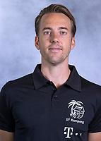 UTRECHT -  Fysio Johan Logtenberg.  Kampong Heren I, seizoen 2021/2022.      COPYRIGHT KOEN SUYK