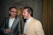 HARO CUMBUSYAN; JOSH LILLEY, preview of Pinchuk Foundation's Future Generation Art Prize,     Palazzo Contarini PolignacVenice. Venice Bienalle. Thursday 30 May).