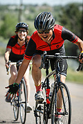SHOT 6/10/17 8:59:53 AM - Doug Pensinger Memorial Road Ride 2017. The 52 mile ride which took place on the one year anniversary of the passing of Getty Images photographer Doug Pensinger featured more than 30 riders many of whom had ridden with Doug in the past.  (Photo by Marc Piscotty / © 2017)
