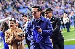 May 12, 2019 - Leicester, England, United Kingdom - CEO and vice-chairman of King Power, Aiyawatt Srivaddhanaprabha during the Premier League match between Leicester City and Chelsea at the King Power Stadium, Leicester on Sunday 12th May 2019. (Credit Image: © Mi News/NurPhoto via ZUMA Press)