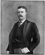 Theodore Roosevelt (1858-1900) President of USA 1901-1912