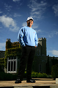 Portait session with Michael Campbell for Svensk Golf
