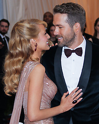 (FILE) Ryan Reynolds And Blake Lively Donate $400,000 to New York Hospitals Amid Coronavirus COVID-19 Pandemic. They are reportedly donating $100,000 each to Elmhurst, NYU Hospital, Mount Sinai, and Northern Westchester. 02 Apr 2020 Pictured: Blake Lively, Ryan Reynolds. Photo credit: Xavier Collin/Image Press Agency/MEGA TheMegaAgency.com +1 888 505 6342