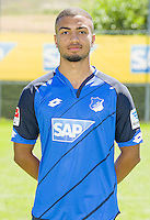 German Bundesliga - Season 2016/17 - Photocall 1899 Hoffenheim on 19 July 2016 in Zuzenhausen, Germany: Jeremy Toljan. Photo: APF  | usage worldwide