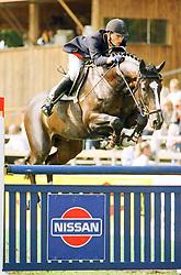 , Warendorf - Bundeschampionate 02. - 05.09.1999, Corlando 27 - Schlüsselburg, Sven