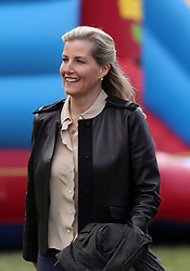 The Countess of Wessex during the Royal Windsor Horse Show, which is held in the grounds of Windsor Castle in Berkshire.