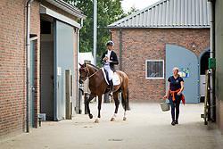 Minderhoud Hans Peter, NED, In Style<br /> WK Ermelo 2019<br /> © Hippo Foto - Sharon Vandeput<br /> 4/08/19