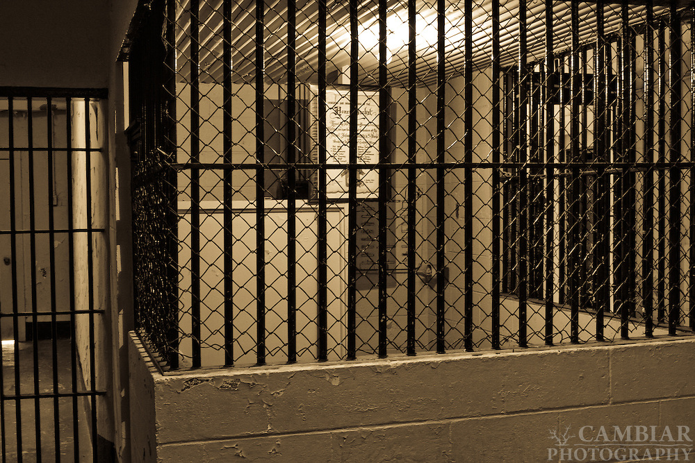 The Old Montana Prison Museum in Deer Lodge, Montana is a fascinating glimpse of prison life, with some bizarre history.