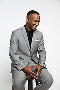 New York Yankee's player Miguel Andujar, photographed for Calvin Klein and ONE37pm in 2019.