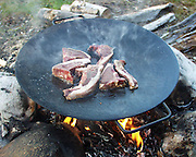 reinkoteletter på morika..dig The sami people of the nordic countries have long traditions for using every part of the reindeer for food and products. Reindeer meat have a very special taste and the fat contains healthy omega-3.