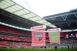 Npower League 1 Play-Off final - Photo mandatory by-line: Dougie Allward/JMP - Tel: Mobile: 07966 386802 19/05/2013 - SPORT - FOOTBALL - LEAGUE 1 - PLAY OFF - FINAL - Wembley Stadium - London - Brentford V Yeovil Town