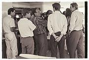 LACHLAN MURDOCH, RUPERT MURDOCH, Party in the harbour on Rupert Murdoch's yacht.  Forbes weekend, TANGIER 1989