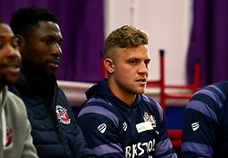 Bristol Sport and Bristol Energy launch their partnership at Millpond School with help from Ian Madigan of Bristol Rugby - Mandatory by-line: Robbie Stephenson/JMP - 09/10/2017 - SPORT - Millpond School - Bristol, England - Bristol Sport and Bristol Energy Partnership Launch