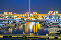 Souq Sharq shopping complex in Kuwait City Kuwait