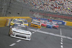 May 26, 2018 - Concord, North Carolina, United States of America - Jamie McMurray (42) brings his race car down the front stretch during the Alsco 300 at Charlotte Motor Speedway in Concord, North Carolina. (Credit Image: © Chris Owens Asp Inc/ASP via ZUMA Wire)
