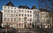 Street scene, Cologne.