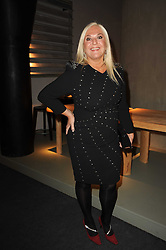 VIP reception of the Pavilion of Art & Design London 2010 held in Berkeley Square, London on 12th October 2010.<br /> Picture Shows:-VANESSA FELTZ.