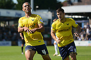 Bristol Rovers v Oxford United 060915