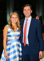 The 2016 Travis Roy Foundation Spring Fling held at Boston's Hotel Commonwealth on April 9, 2016