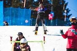 Emi Sato (JPN) during parallel slalom FIS Snowboard Alpine World Championships 2021 on March 2nd 2021 on Rogla, Slovenia. Photo by Grega Valancic / Sportida