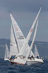 Day three of the Silvers Marine Scottish Series 2016, the largest sailing event in Scotland organised by the  Clyde Cruising Club<br /> Racing on Loch Fyne from 27th-30th May 2016<br /> <br /> GBR8856Y, Mayrise, James Miller, Helensburgh SC<br /> <br /> Credit : Marc Turner / CCC<br /> For further information contact<br /> Iain Hurrel<br /> Mobile : 07766 116451<br /> Email : info@marine.blast.com<br /> <br /> For a full list of Silvers Marine Scottish Series sponsors visit http://www.clyde.org/scottish-series/sponsors/