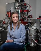 Jessica Barnes - Lunar Researcher<br /> <br /> <br /> <br /> Portrait with the NanoSIMS