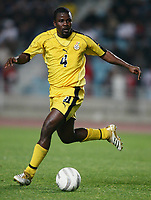 Fotball<br /> Privatlandskamp<br /> Tunis / Tunisia v Ghana<br /> Foto: imago/Digitalsport<br /> NORWAY ONLY<br /> <br /> 15.01.2006 <br /> <br /> Samuel Osei Kuffour (Ghana)