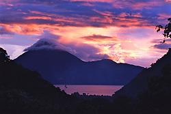 Lake Atitlan & Volcano