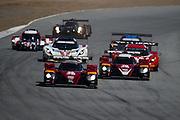 April 29-May 1, 2016: IMSA Monterey Sportscar Grand Prix. Start of the Monterey Sportscar Grand Prix, with the Mazda Prototypes leading the way