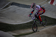 #192 (VAN DER BURG Dave) NED at the 2016 UCI BMX Supercross World Cup in Manchester, United Kingdom<br /> <br /> A high res version of this image can be purchased for editorial, advertising and social media use on CraigDutton.com<br /> <br /> http://www.craigdutton.com/library/index.php?module=media&pId=100&category=gallery/cycling/bmx/SXWC_Manchester_2016
