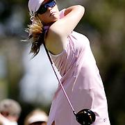 Paula Creamer at the Kraft Nabisco Championship.