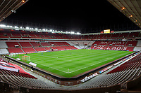 Football - 2020 / 2021 Sky Bet League One - Sunderland vs Ipswich Town - Stadium of Light<br /> <br /> A general view of the Stadium of Light<br /> <br /> <br /> COLORSPORT/BRUCE WHITE