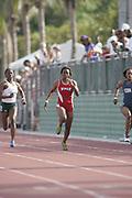 FAU WOMEN'S TRACK @ Miami, March 18, 2006.