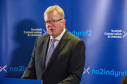 Pictured: Jackson Carlaw<br /><br />A week before Nicola Sturgeon is expected to demand a second independence referendum, Jackson Carlaw, Leader of the Scottish Conservatives gave a speech urging voters to back the Scottish Conservative and Unionist party and stop Indyref2. Ger Harley | EEm 5 December 2019