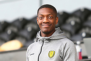 Burton Albion forward Marvin Sordell (17) during the EFL Sky Bet League 1 match between Burton Albion and Wycombe Wanderers at the Pirelli Stadium, Burton upon Trent, England on 26 December 2018.
