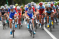 Thibaut Pinot (FRA - Groupama - FDJ) during the 101th Tour of Italy, Giro d'Italia 2018, stage 11, Assisi - Osimo 156 km on May 16, 2018 in Italy - Photo Luca Bettini / BettiniPhoto / ProSportsImages / DPPI