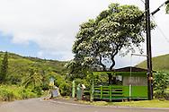 Julia's Banana Nut Bread Stand, Kahakuloa, Maui, Hawaii