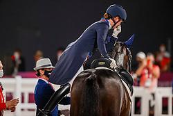 Schut-Kery Sabine, USA, Sanceo, 173<br /> Olympic Games Tokyo 2021<br /> © Hippo Foto - Stefan Lafrentz<br /> 27/07/2021