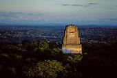 Central America Mayan archeology