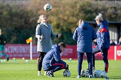 Tanya Oxtoby manager of Bristol City Women - Mandatory by-line: Paul Knight/JMP - 28/10/2018 - FOOTBALL - Stoke Gifford Stadium - Bristol, England - Bristol City Women v Arsenal Women - FA Women's Super League