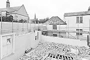 Pembroke College Brewer Street Project, November '10