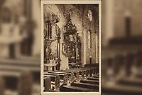 Unutrašnjost crkve Sv. Katarine : Polovina XVIII. stoljeća. <br /> <br /> ImpresumZagreb : Tipografija d.d., 1925.<br /> Materijalni opis1 razglednica : tisak ; 13,8 x 8,8 cm.<br /> NakladnikTipografija d.d.<br /> Mjesto izdavanjaZagreb<br /> Vrstavizualna građa • razglednice<br /> ZbirkaGrafička zbirka NSK • Zbirka razglednica<br /> Formatimage/jpeg<br /> PredmetZagreb –– Katarinin trg<br /> SignaturaRZG-KAT-1<br /> Obuhvat(vremenski)20. stoljeće<br /> NapomenaRazglednica je izdana povodom Kulturno-historijske izložbe grada Zagreba prigodom 1000-godišnjice hrvatskoga kraljevstva. • Razglednica nije putovala.<br /> PravaJavno dobro<br /> Identifikatori000952695<br /> NBN.HRNBN: urn:nbn:hr:238:621233 <br /> <br /> Izvor: Digitalne zbirke Nacionalne i sveučilišne knjižnice u Zagrebu