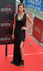 Edinburgh International Film Festival, Wednesday, 19th June 2018<br /> <br /> Opening Night Red Carpet: PUZZLE (International Premiere) <br /> <br /> Pictured: Ana Ularu<br /> <br /> (c) Aimee Todd | Edinburgh Elite media