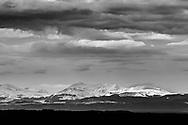 Mountain  of Sancy, Auvergne, France.