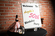 Angela Dillon's 50th